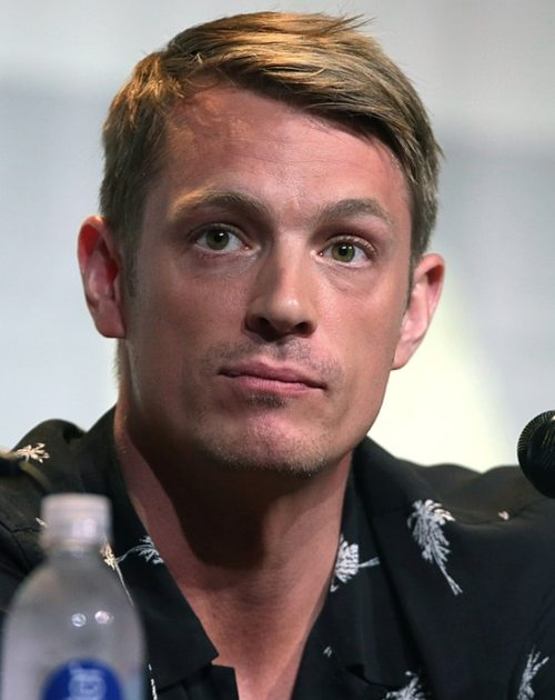 Joel Kinnaman at the 2016 San Diego Comic Con International