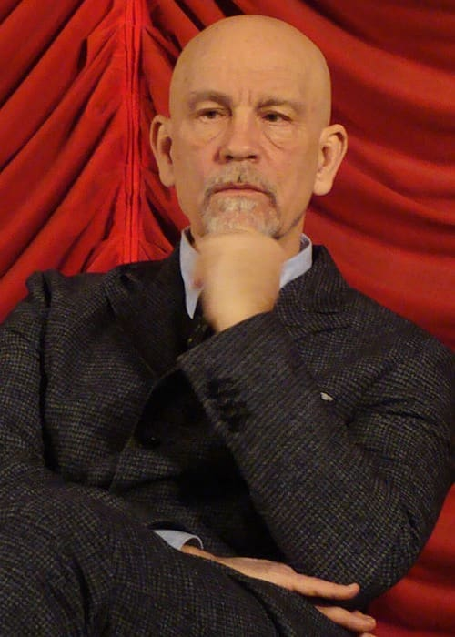 John Malkovich at a screening of Casanova Variations at the Gartenbaukino in Vienna in January 2015