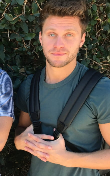 Jon Rudnitsky in an Instagram post in January 2018