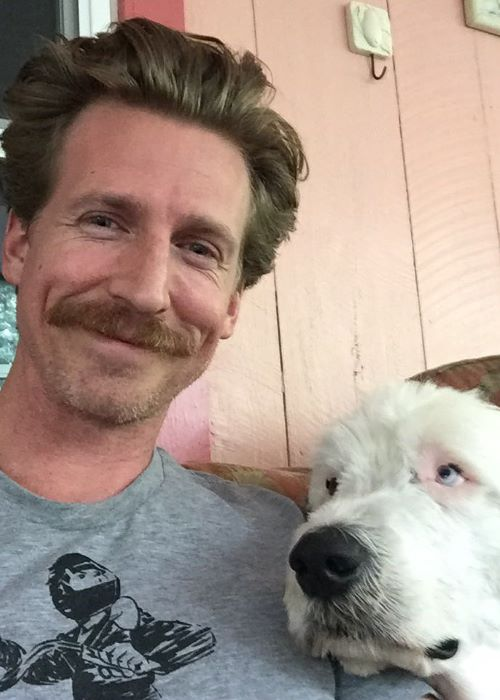Josh Meyers as seen on his Instagram Profile in July 2015