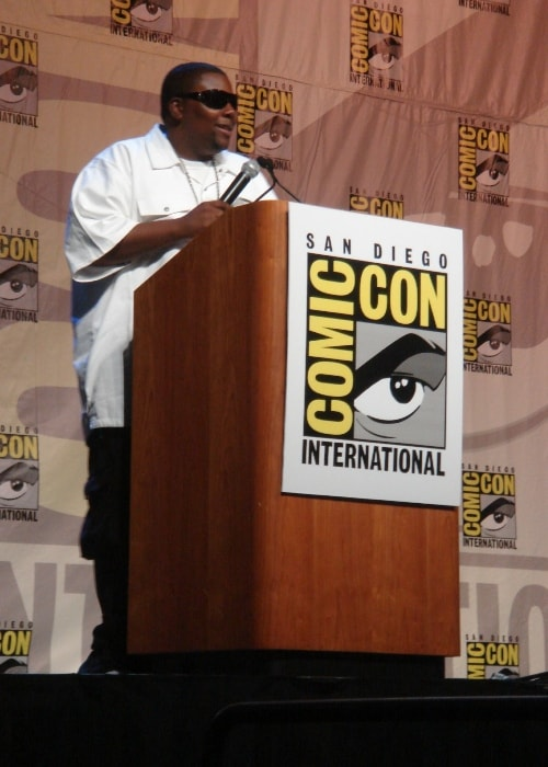 Kenan Thompson as seen while speaking at the San Diego Comic-Con in July 2006