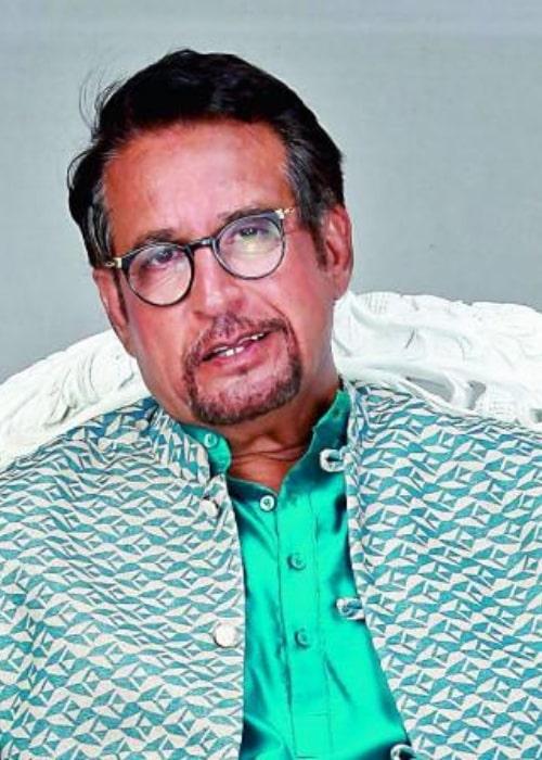 Kiran Kumar as seen in a picture taken in September 2016