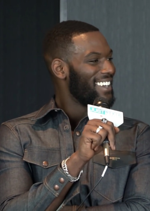 Kofi Siriboe during an event in September 2016