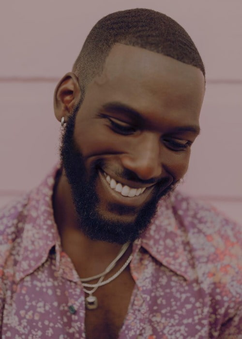 Kofi Siriboe in an Instagram post as seen in June 2017