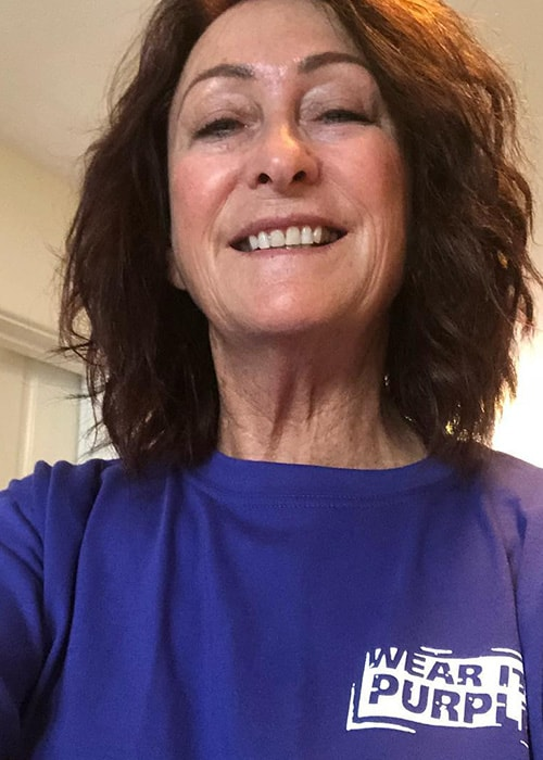 Lynne McGranger as seen on her Instagram Profile in August 2018