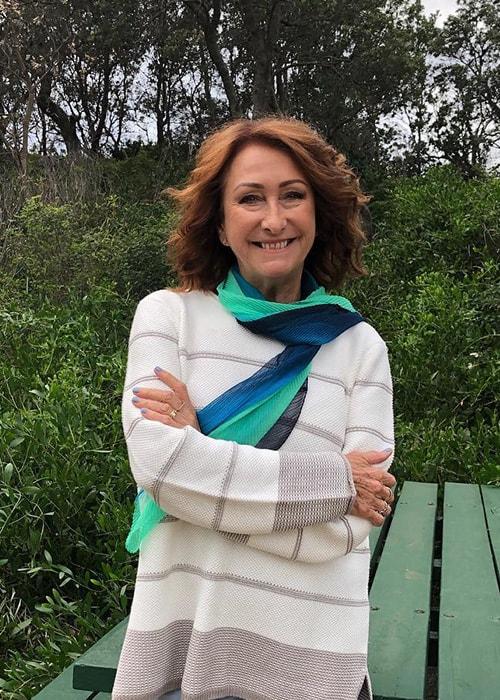 Lynne McGranger as seen on her Instagram Profile in February 2019