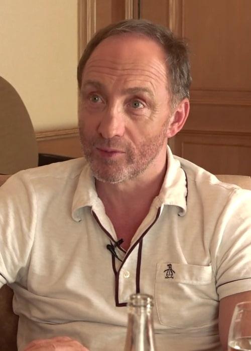 Michael McElhatton as seen in July 2015