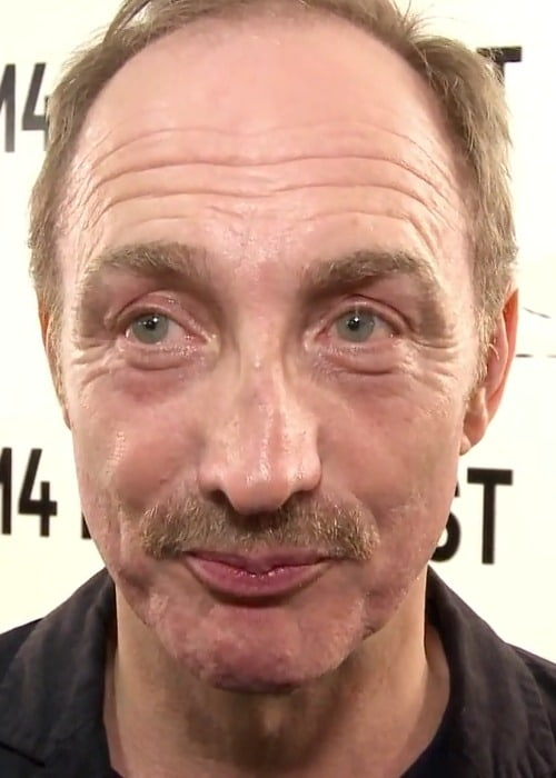 Michael McElhatton at the premiere of The Hallow in 2015