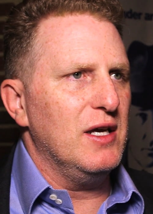 Michael Rapaport during an event in August 2015