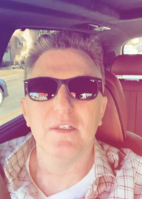 Michael Rapaport in an Instagram selfie as seen in October 2018