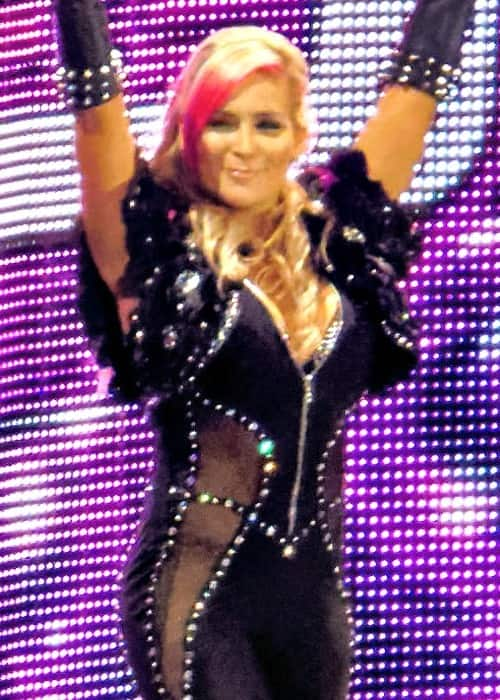 Natalya Neidhart as seen in March 2015