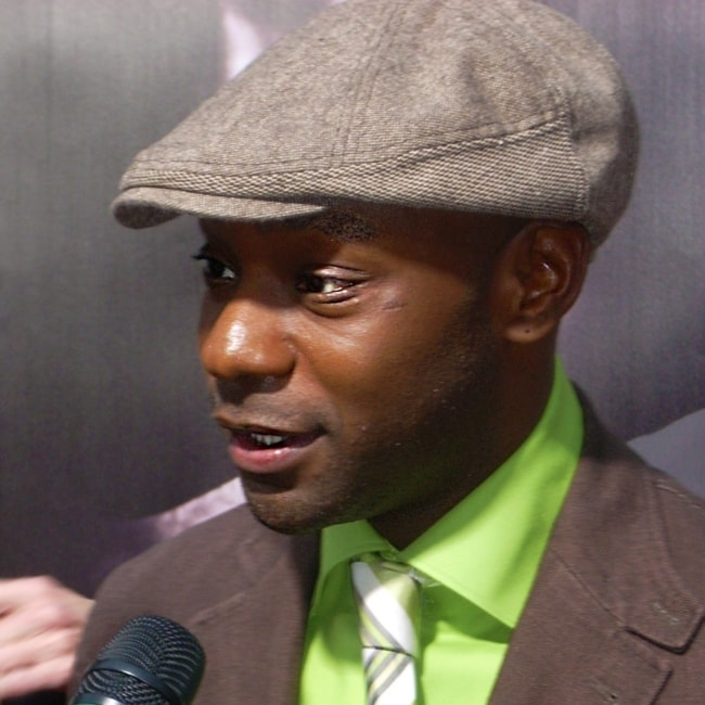 Nelsan Ellis as seen in a picture taken at the True Blood Season Two Premiere Party at Paramount Theater, Paramount Studios, Hollywood, California in June 2009