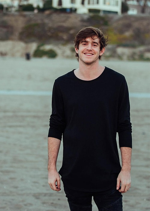Nghtmre as seen on his Instagram Profile in December 2018