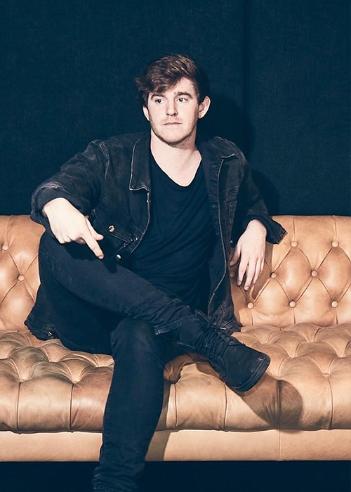 Nghtmre as seen on his Instagram Profile in January 2019