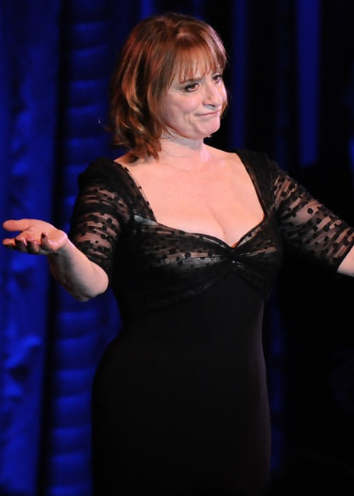 Patti LuPone as seen in February 2011