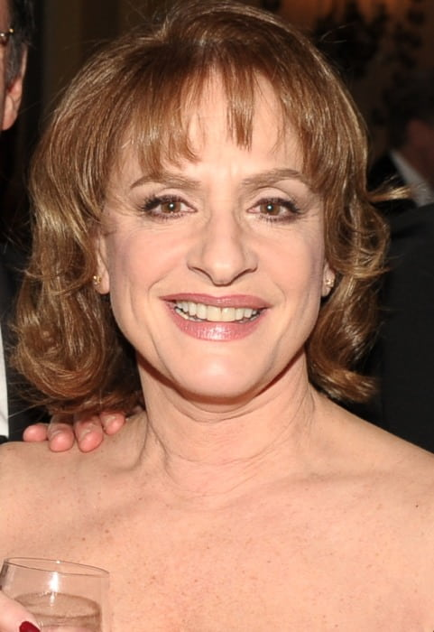 Patti LuPone during an event in February 2010