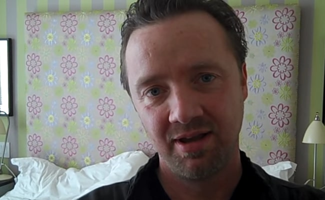 Paul Ronan as seen on maydaymullagh Channel on YouTube in April 2011
