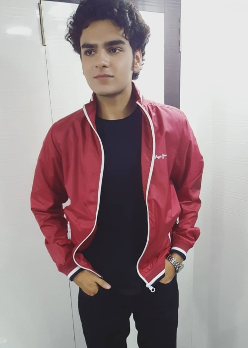 Raghav Dhir as seen in a picture taken in Malad West in November 2018