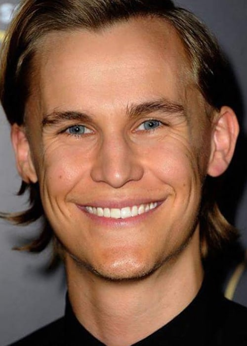 Rhys Wakefield as seen on his Instagram Fan Page Profile in October 2016