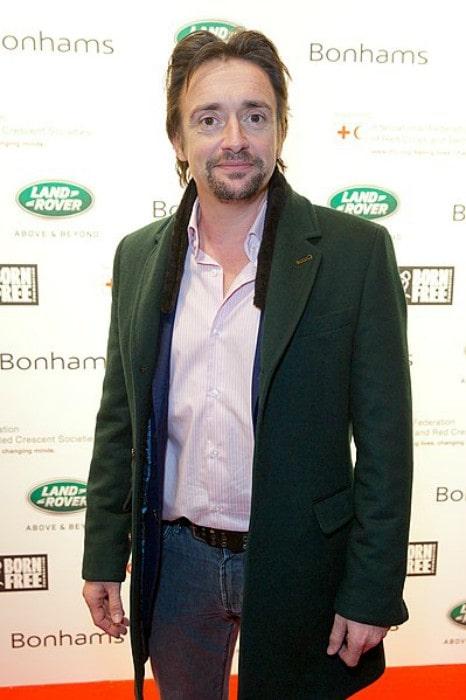 Richard Hammond as seen at the Bonhams charity auction in December 2015