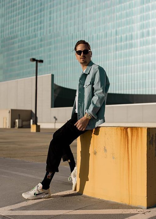Robin Schulz as seen on his Instagram Profile in December 2018