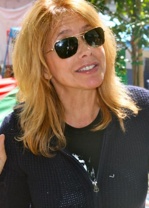 Rosanna Arquette as seen in October 2011