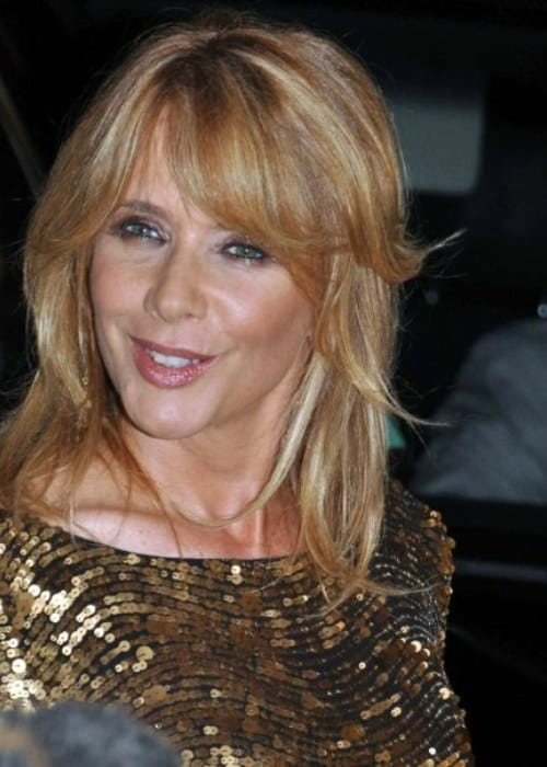 Rosanna Arquette at Cannes Film Festival in 2009