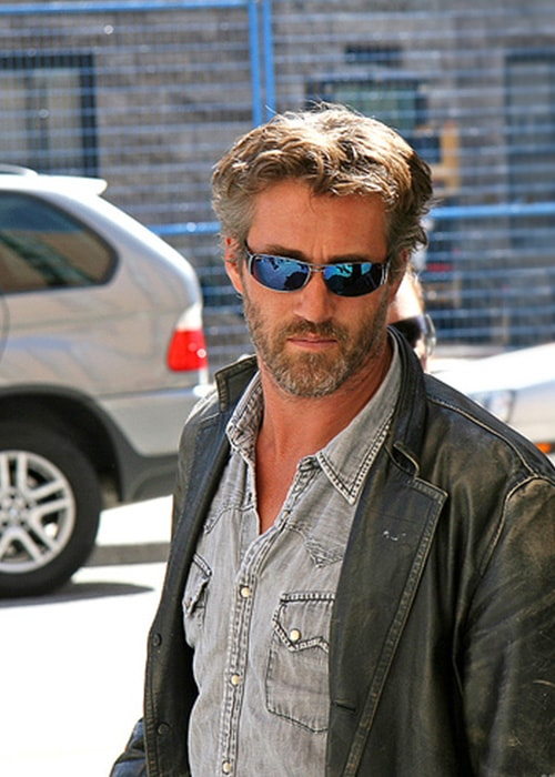 Roy Dupuis at the Toronto International Film Festival in 2007