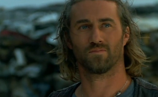 Roy Dupuis in The Last Chapter - Swan Fidelity