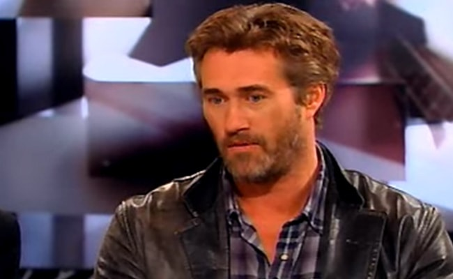 Roy Dupuis in an Interview