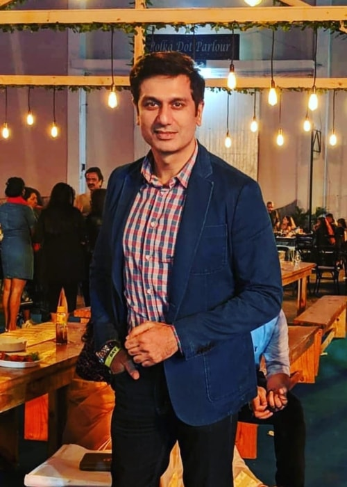 Sachin Khurana as seen in a picture taken in March 2019