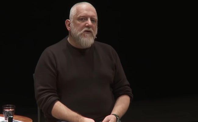 Simon Russell Beale on King Lear on National Theatre YouTube Channel in February 2014