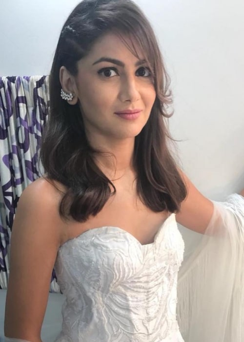 Sriti Jha as seen in a picture taken in October 2018