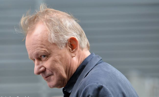 Stellan Skarsgård as seen in September 2017