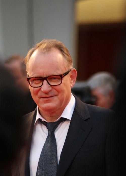 Stellan Skarsgård at 71st Mostra Internazionale d'arte Cinematografica di Venezia in 2014