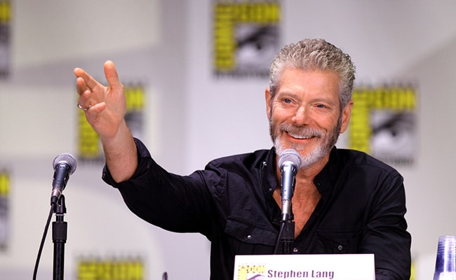 Stephen Lang Speaking at the 2011 San Diego Comic-Con International in San Diego, California