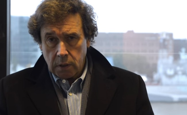 Stephen Rea in an Interview with the BBC First Australia in September 2014
