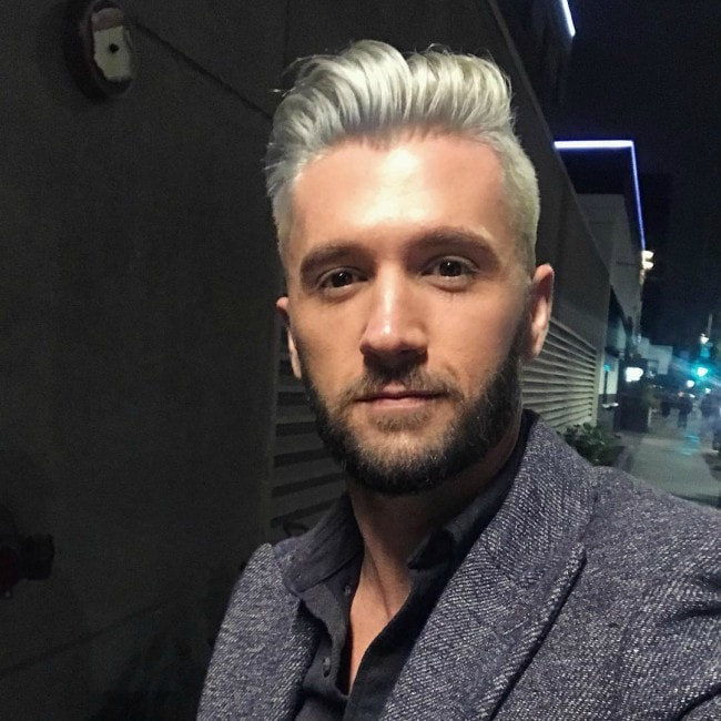 Travis Wall as seen in May 2018