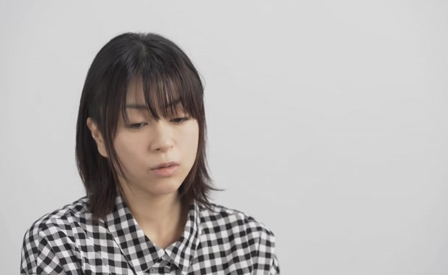 Utada Hikaru as seen on her YouTube Profile in June 2018