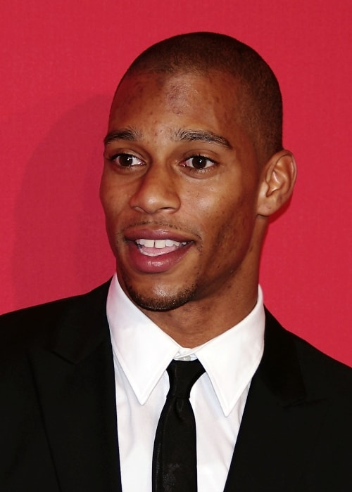 Victor Cruz as seen at the 2012 Time 100 gala