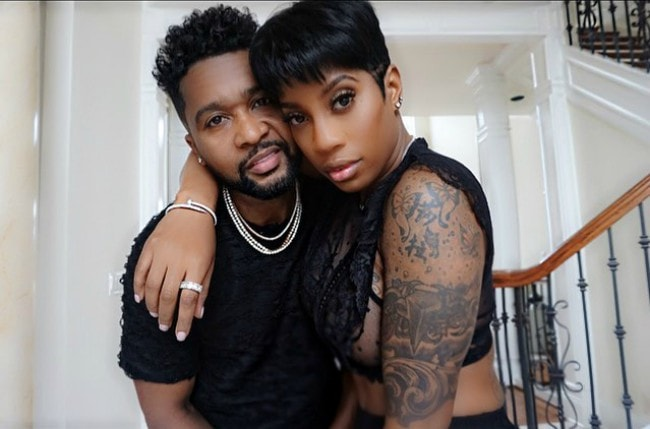 Zaytoven as seen with Stephanie in February 2019