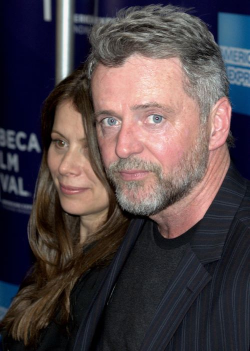 Aidan Quinn and Elizabeth Bracco at the Premiere of Handsome Harry at the 2009 Tribeca Film Festival
