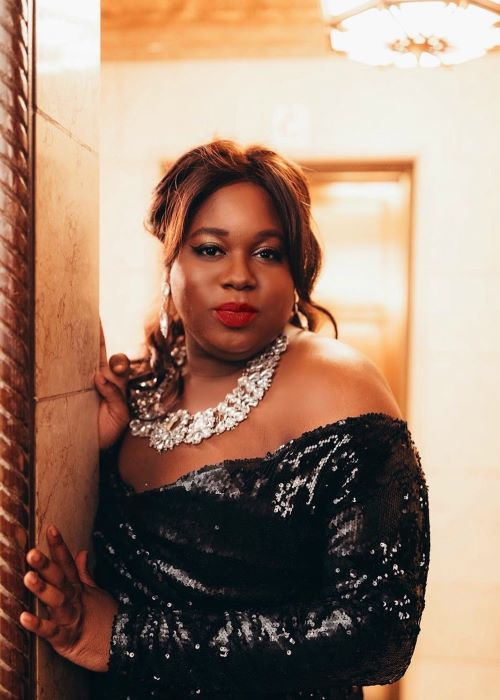 Alex Newell as seen on his Instagram Profile in September 2018