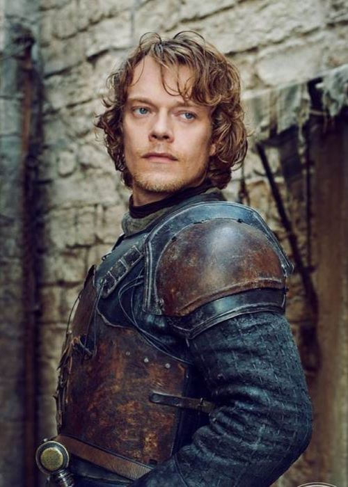 Alfie Allen in Game of Thrones as seen on his Instagram in March 2019