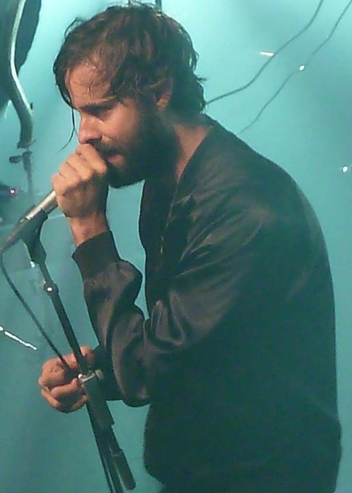 Andrew Wyatt at the Nokia Theater in February 2011