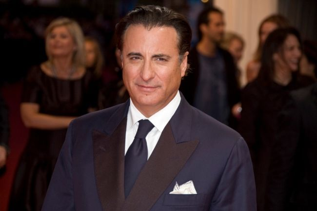 Andy Garcia at the 2009 Deauville American Film Festival