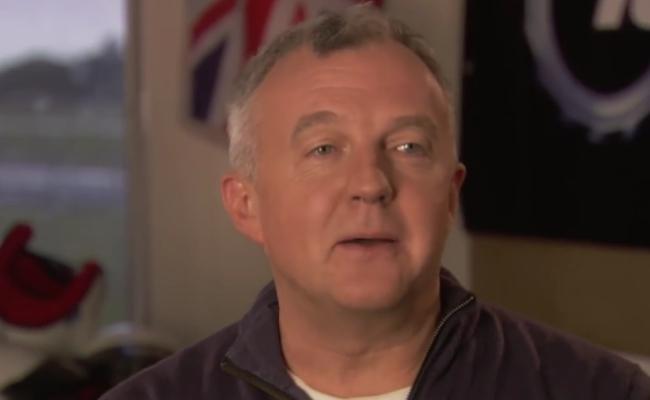 Andy Wilman as seen in December 2011