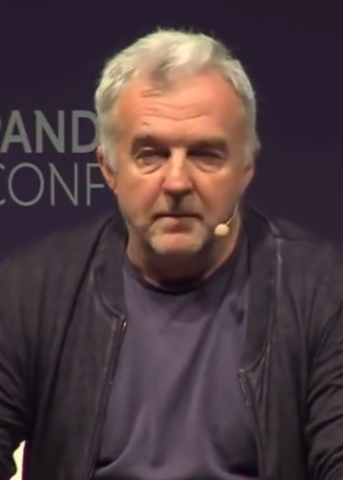 Andy Wilman during an interview in November 2018