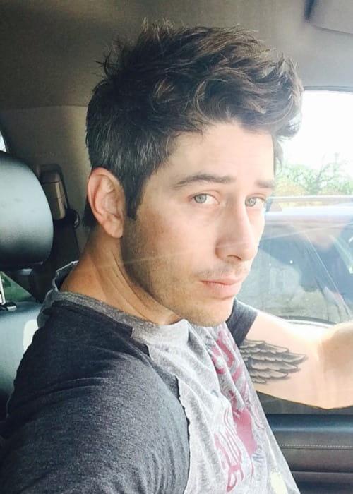 Arie Luyendyk Jr. as seen in August 2015