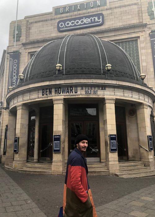 Ben Howard Performing at O2 Academy Brixton in January 2019